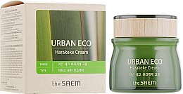 Питательный крем - The Saem Urban Eco Harakeke Cream — фото N1