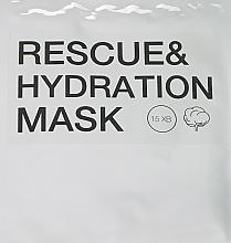 """Духи, Парфюмерия, косметика Хлопковая маска для лица """"Успокаивающая и увлажняющая"""" - Lac Sante Cotton Masks Rescue & Hydration Mask"""