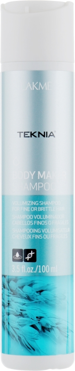 Шампунь для объема волос - Lakme Teknia Body Maker Shampoo