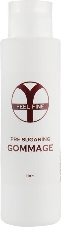 Гоммаж перед шугарингом - Feel Fine Pre Sugaring Gommage