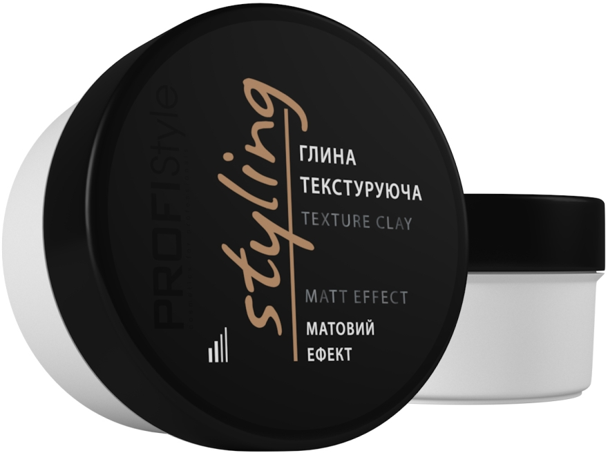 "Глина текстурирующая ""Матовый эффект"" - Profi Style Styling Texture Clay"
