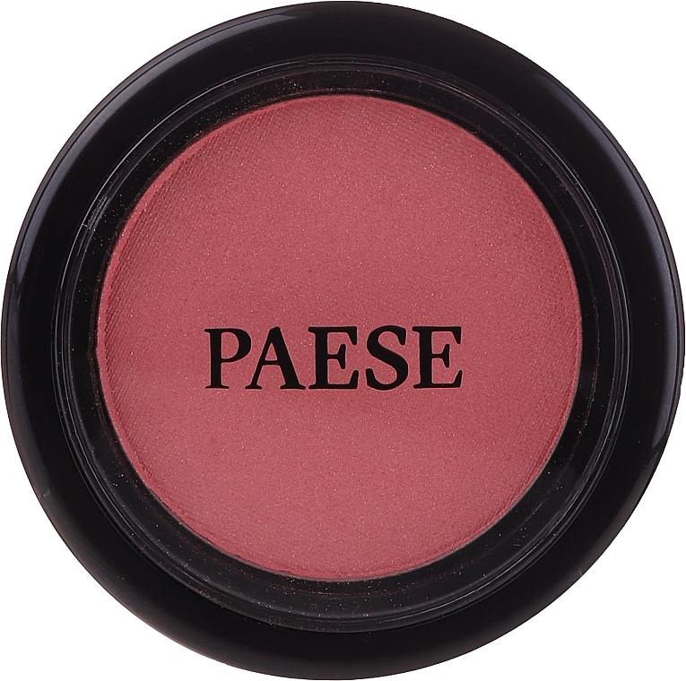 Румяна с аргановым маслом - Paese Blush Argan Oil