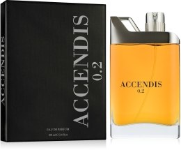 Духи, Парфюмерия, косметика Accendis Accendis 0.2 - Парфюмированная вода