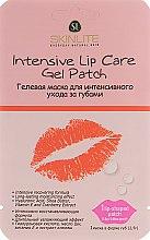 Духи, Парфюмерия, косметика Маска гелевая для губ - Skinlite Intensive Lip Care Gel Patch