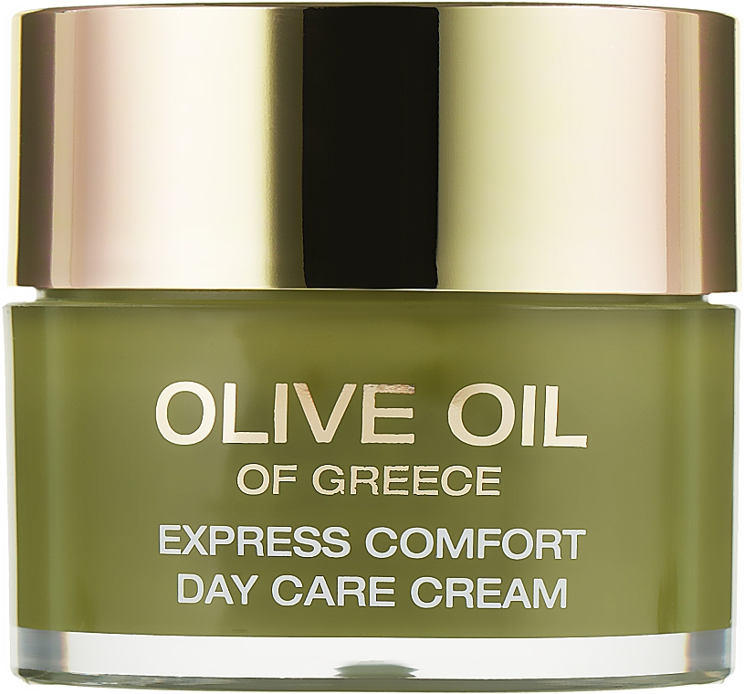 Дневной экспресс-комфорт крем - BioFresh Olive Oil Of Greece Express Comfort Day Care Cream