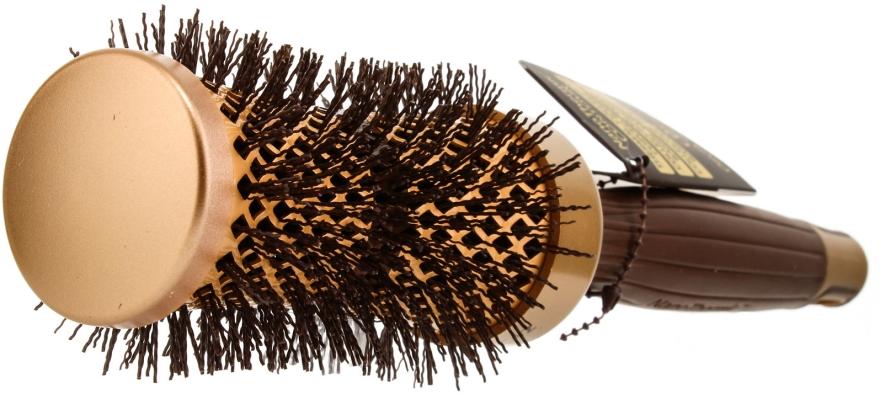 Брашинг 42мм - Olivia Garden Nano Thermic Ceramic + Ion Thermic Contour Thermal d 42 — фото N2