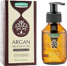 Духи, Парфюмерия, косметика Аргановое масло для волос - Bebak Laboratories Argan Treatment Oil