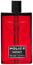 Духи, Парфюмерия, косметика Police Instinct - Туалетная вода (тестер без крышечки)