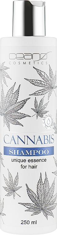 "Шампунь для волос ""Каннабис"" - Code Of Beauty Cannabis Shampoo"