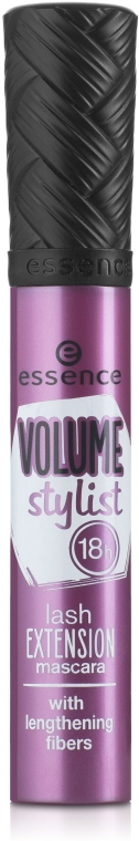 Тушь для ресниц - Essence Volume Stylist 18h Lash Extension Mascara