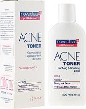 Духи, Парфюмерия, косметика Тоник для лица - Novaclear Acne Toner