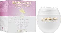 Крем для обличчя з подвійним ефектом ліфтингу - Bema Cosmetici BemaBioFace Double Lifting Cream — фото N2