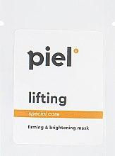 Духи, Парфюмерия, косметика Маска с лифтинг-эффектом - Piel Cosmetics Specialiste Lifting Mask (пробник)