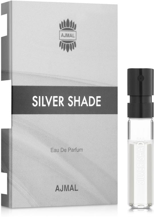 Ajmal Silver Shade - Парфюмированная вода (пробник)