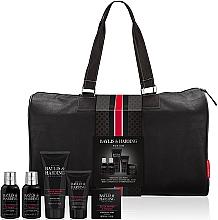 Духи, Парфюмерия, косметика Набор - Baylis & Harding Signature Men's Black Pepper & Ginseng Weekend Bag(shawer/gel/200ml+soap/150g+hair/body/wash/100ml+b/lot/100ml+a/sh/balm/50ml+acc)