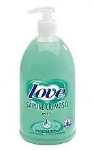 Духи, Парфюмерия, косметика Крем-мыло нейтральное для тела - Love Liquid Body Soap