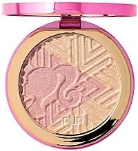 Духи, Парфюмерия, косметика Хайлайтер - Pur X Barbie Confident Glow Signature Illuminating Highlighter