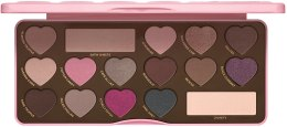 Палетка теней для век - Too Faced Chocolate Bon Bons Eye Shadow Collection — фото N2