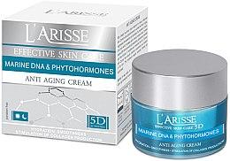 Духи, Парфюмерия, косметика Крем с морской ДНК и фитогормонами 60+ - Ava Laboratorium L'Arisse 5D Anti-Wrinkle Cream Marine DNA + Phytohormones