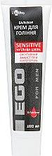 Бальзам-крем для бритья для чувствительной кожи - LekoPro Ego Sensitive — фото N2