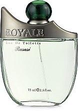Духи, Парфюмерия, косметика Rasasi Royale Pour Homme - Туалетная вода (тестер с крышечкой)