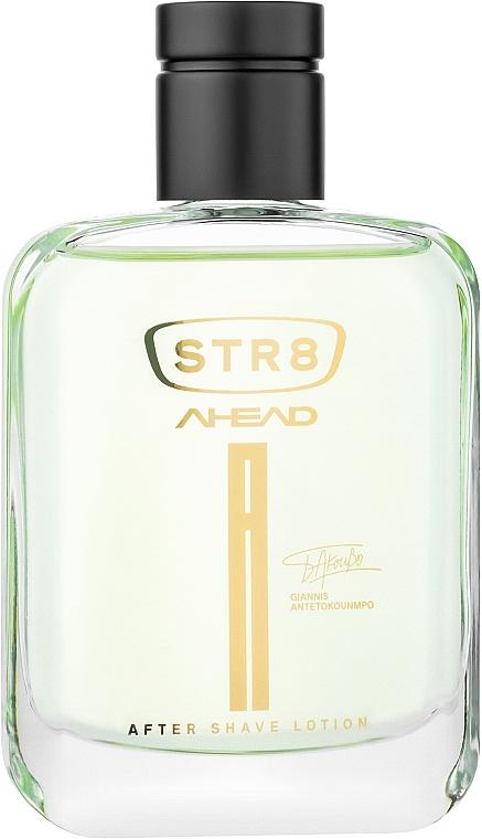 Str8 Ahead - Лосьон после бритья