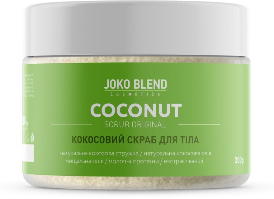 Кокосовый скраб для тела - Joko Blend Coconut Original Scrub