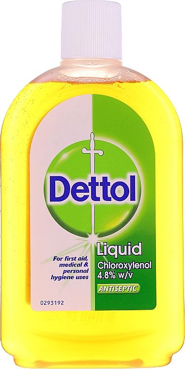 Дезинфицирующее средство - Dettol Liquid Antiseptic