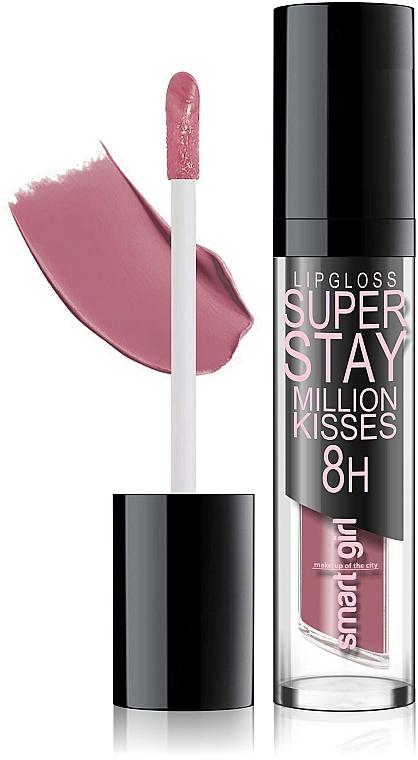 Суперстойкий матовый блеск для губ - Belor Design Superstay Million Kisses