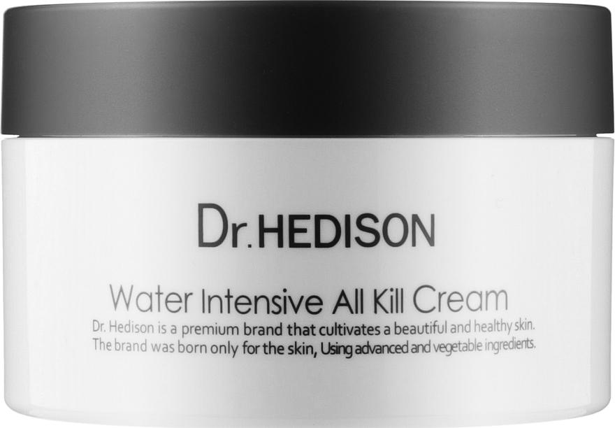Крем глубоко увлажняющий - Dr.Hedison Water Intensive All Kill Cream