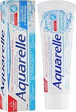 "Духи, Парфюмерия, косметика Зубная паста ""Sensitive+Whitening"" - Sts Cosmetics Aquarelle Toothpaste"