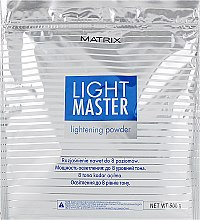 Духи, Парфюмерия, косметика Быстродействующий суперосветляющий порошок - Matrix Light Master Lightening Powder