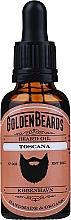 """Духи, Парфюмерия, косметика Масло для бороды """"Toscana"""" - Golden Beards Beard Oil"""