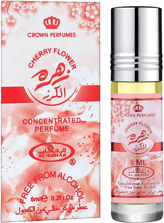 Al Rehab Cherry Flower - Масляные духи