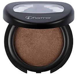 Запеченные тени для бровей - Flormar Baked EyeBrow Shadow