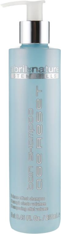 Шампунь для тонких волос - Abril Et Nature Age Reset Abril Et Nature Shampoo