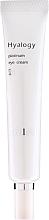Духи, Парфюмерия, косметика Платиновый крем для кожи вокруг глаз - ForLLe'd Hyalogy Platinum Eye Cream