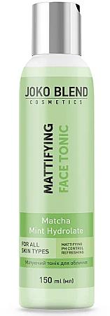 Матирующий тоник для лица - Joko Blend Mattifying Face Tonic