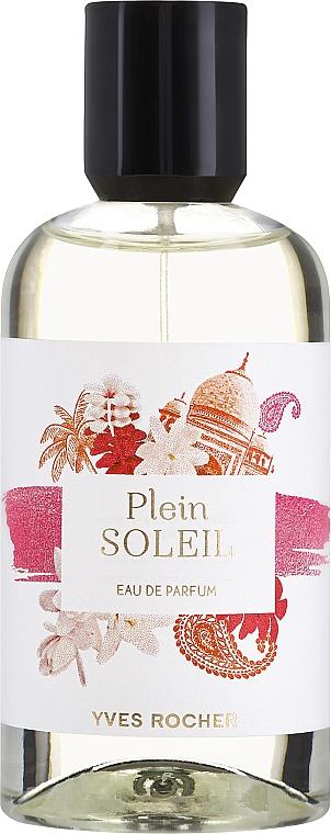 Yves Rocher Plein Soleil - Парфюмированная вода