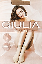 "Духи, Парфюмерия, косметика Носки EASY ""Top Comfort"", 20 Den, daino - Giulia"