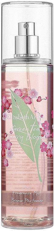 Elizabeth Arden Green Tea Cherry Blossom - Спрей для тела