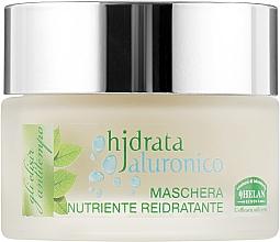 Парфумерія, косметика Маска для обличчя живильна - Helan Hjdrata Jaluronico Nourishing Rehydrating Mask