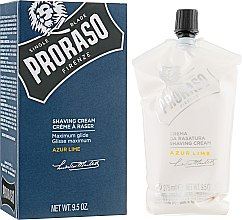Духи, Парфюмерия, косметика Крем для бритья - Proraso Azur Lime Shaving Cream