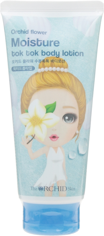 Увлажняющий лосьон для тела - The Orchid Skin Orchid Flower Moisture Toktok Body Lotion