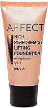 Духи, Парфюмерия, косметика Увлажняющий тональный крем - Affect Cosmetics High Performance Lifting Foundation