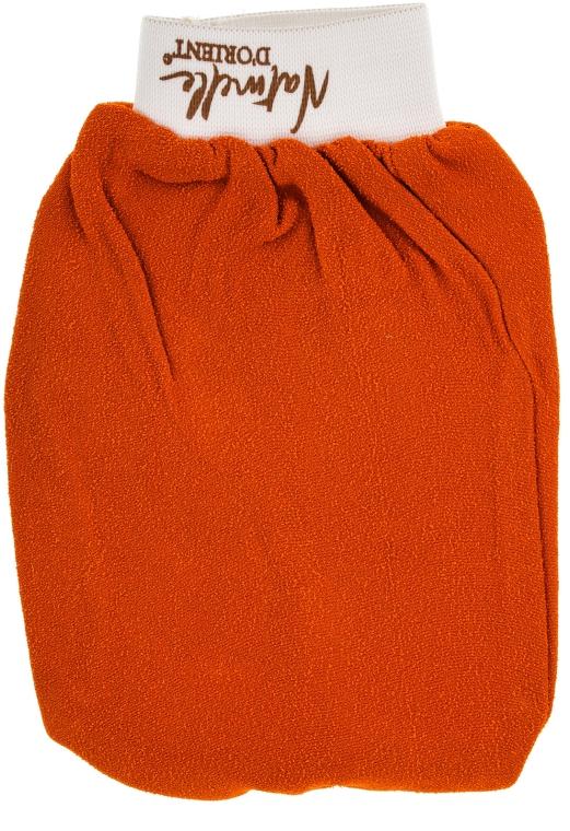Перчатка для тела отшелушивающая - Naturelle d'Orient Kessa Glove