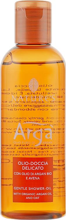 Масло-гель для душа - Nature's Arga