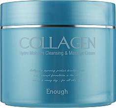 Духи, Парфюмерия, косметика Увлажняющий массажный крем с коллагеном для тела - Enough Collagen Hydro Moisture Cleansing Massage Cream