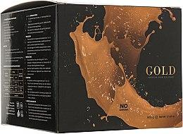 Духи, Парфюмерия, косметика Безаммиачная пудра для обесцвечивания волос - GOLD Premium Hair Colors Bleaching Powder