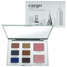 Духи, Парфюмерия, косметика Палитра для контурирования глаз - Cargo Cosmetics Eye Contour Eye Shadow Palette